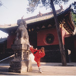 Shifu kanishka training in shaolin in year 2001
