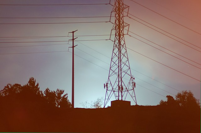 tinted sky