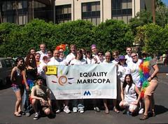Equality Maricopa Rainbow Parade
