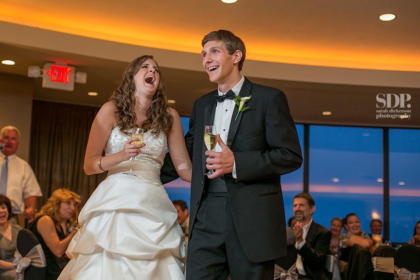Crowne Plaza Kansas City wedding