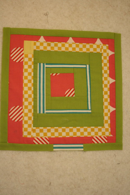 Fort Worth Modern Quilt Guild Challenge
