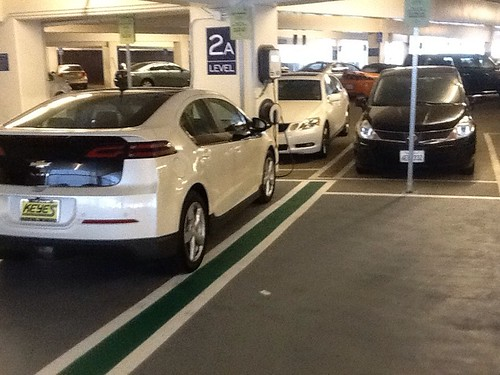 Americana at Brand - Level 2A - Volt using wrong charger 3