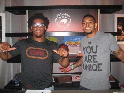 TJ Ward & Joe Haden Cleveland Browns