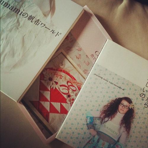From the Japanese bookstore Kinokuniya