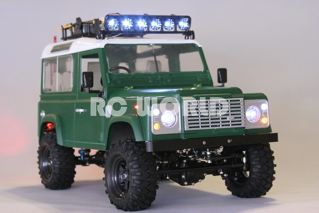 radio control rc land rover defender 90 flickr photo. Black Bedroom Furniture Sets. Home Design Ideas