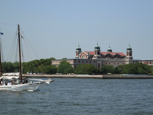 Ellis Island, NYC. Nueva York