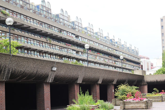 Barbican City of London