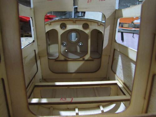 Montagem do Cesna 40 The World Models 7586285762_1df5084309