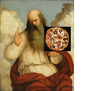 good eats pizza