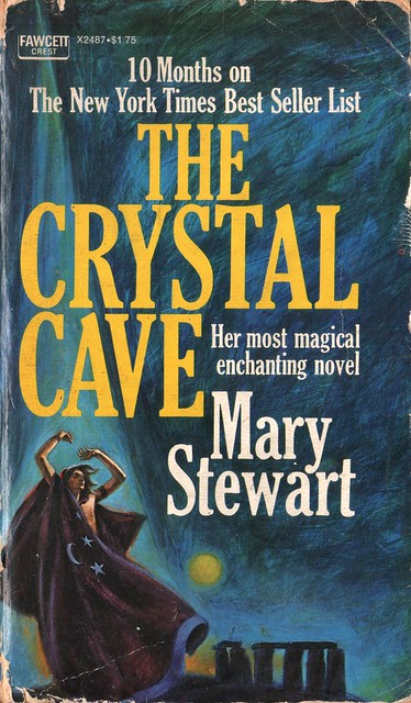 the man in merlin in the crystal cave by mary stewart The crystal cave by mary stewart makes the reader see that merlin is not just a magician, he is first and foremost a man throughout the book the author sucks the reader in to the life of this man, and using imagery and characterization makes him feel that he is actually there watching the life of merlin unravel.
