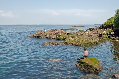 Monkey Island in Japan