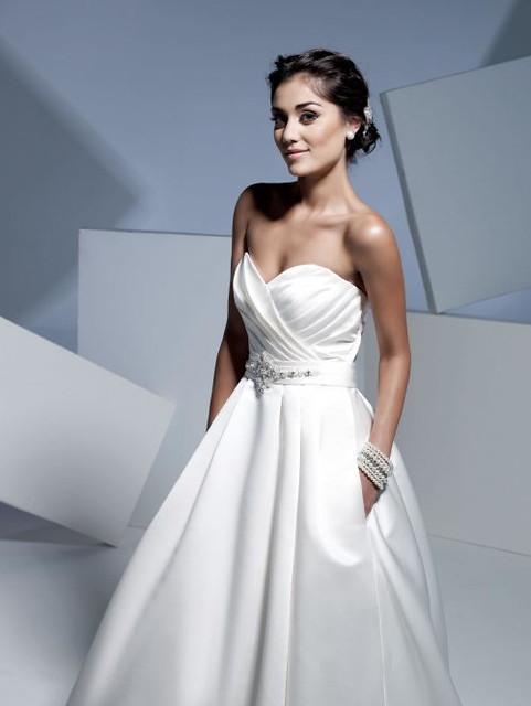 7641237470 3140c7e0f0 for A line wedding dress with pockets