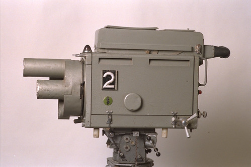 EMI CPS Emitron Camera Head, 1950