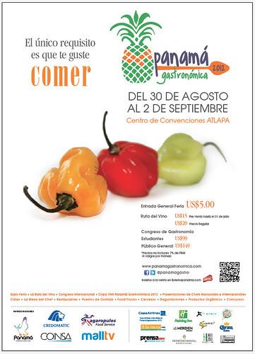 Panama Gastronomica 2012