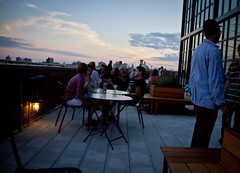 The Ides: The Wythe Hotel Rooftop Bar - Brooklyn