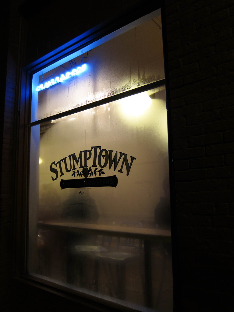 Stumptown Coffee Roasters in Belmont
