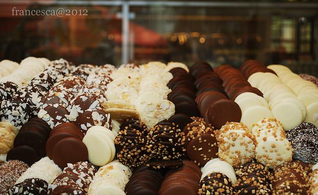 mmmhhh... chocolate.