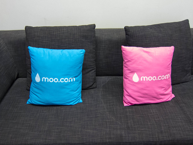 MOO London Offices