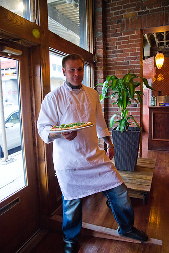 Chef Cory Hughes of Emilia Romagna