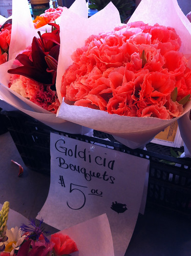 Pike Place Market - Goldicia Bouquets