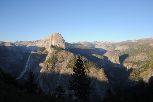 Evening at Glacier Point