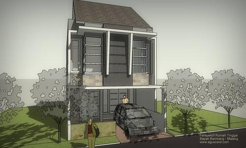 Konsep3D Rumah Pak Bambang_2