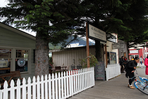 Skagway - Olivia's Restaurant and-or Maria's Bistro