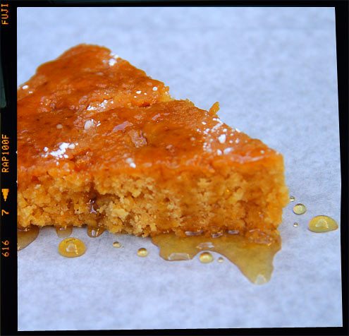 Honey cake (with extra honey)
