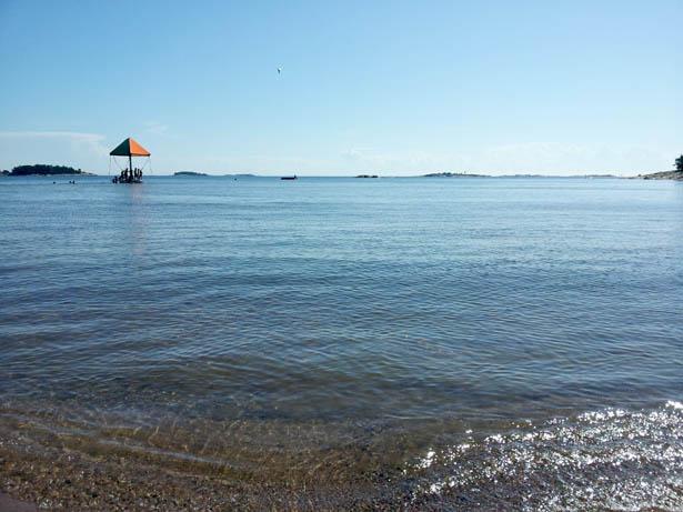 Clara beach