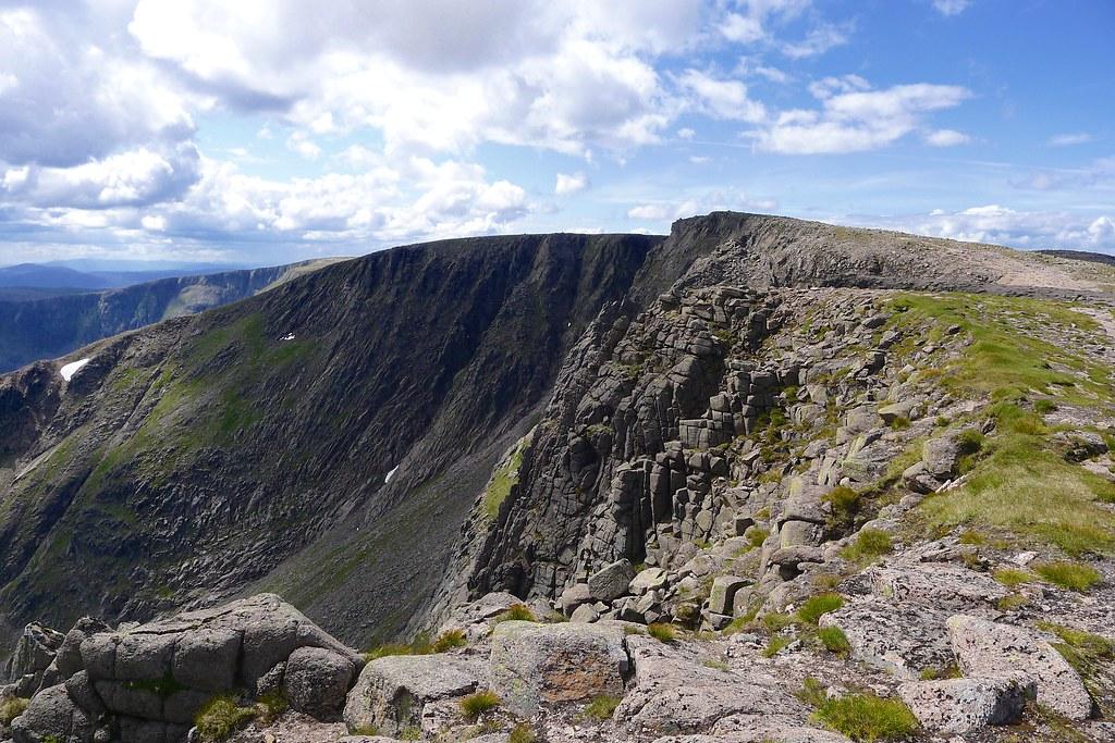 Summit of Braeriach