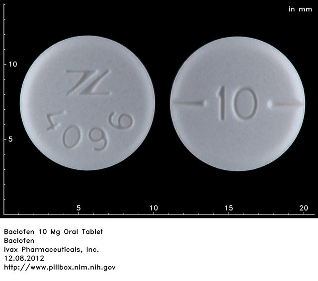 Baclofen Tablets 10mg Side Effects