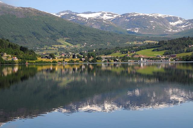 Hornindalsvatnet - Norway