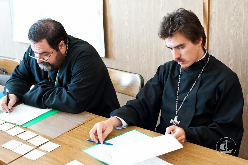 Экзамен по истории РПЦ и общецерковной истории