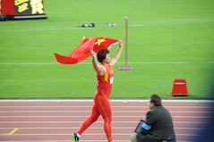 La chnoise Yanfeng Li médaille de bronze au lancer du disque aux JO 2012