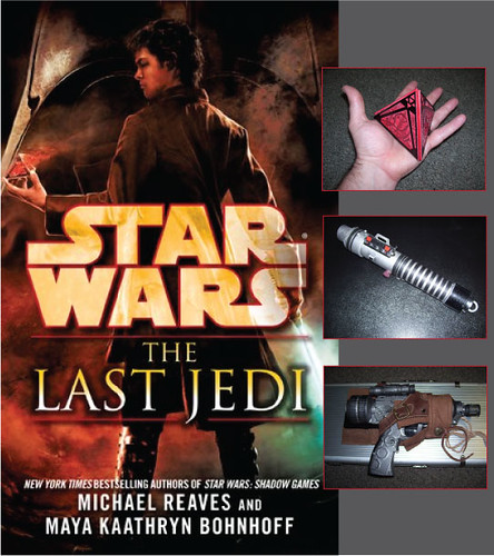 STAR-WARS-Cover-PROPS by broken toys
