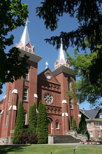 St. Boniface Catholic Church - Uniontown