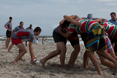 beach rugby, beach, people, sports, sea, rugby union, rugby football,