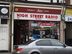 Picture of High Street Radio And Photographic, 294 High Street
