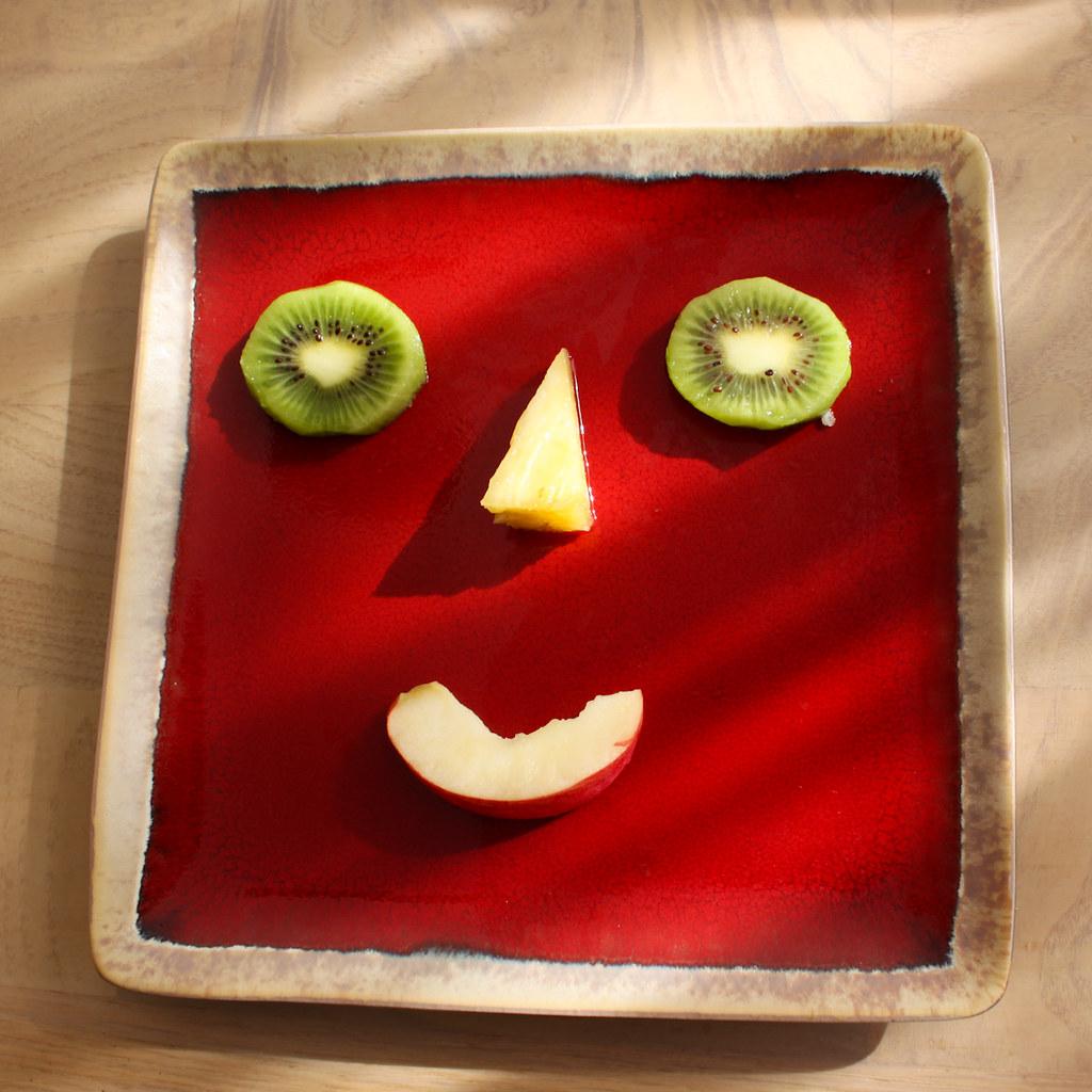 sonrisa frutal