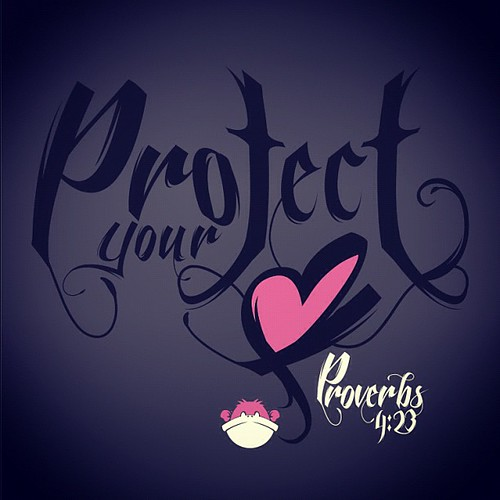 "Proverbs 4:23 ""Protect Your Heart"" #LifeRootsSeries 21"