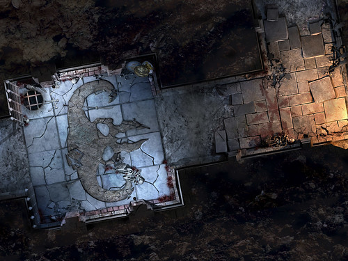 Warhammer Quest Announced For iPhone & iPad