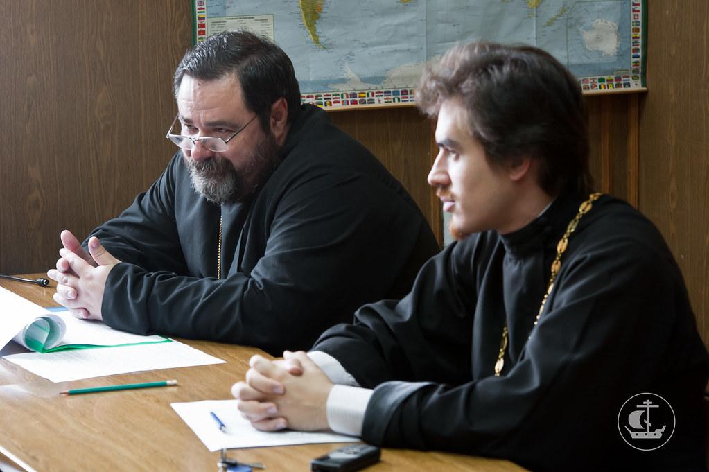 24 августа 2012, Завершение экзаменов в аспирантуру и на заочное отделение магистратуры СПбПДА