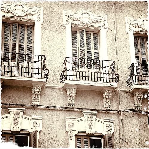Modernismo en Melilla