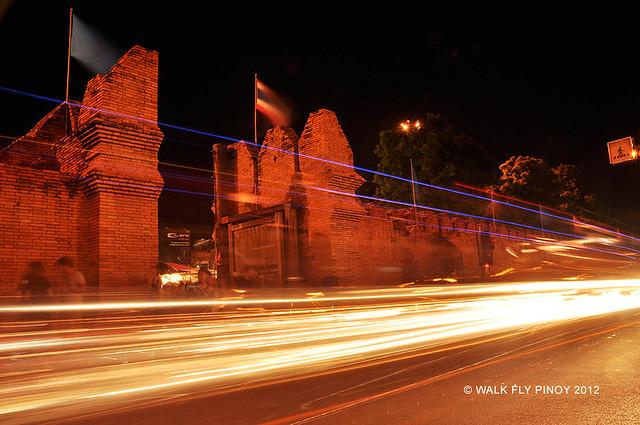 Tha Pae Gate, Chiang Mai, Thailand