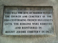 Photo of White plaque number 11308