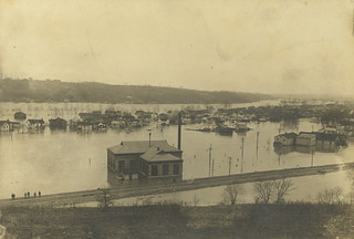 Miamisburg, Ohio, 1913 Flood