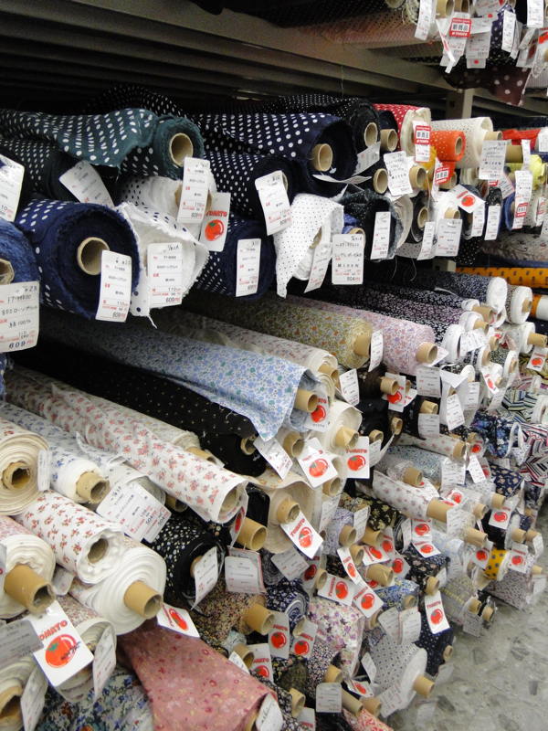 Fabric Paper Glue in Japan - Craft Shopping 4