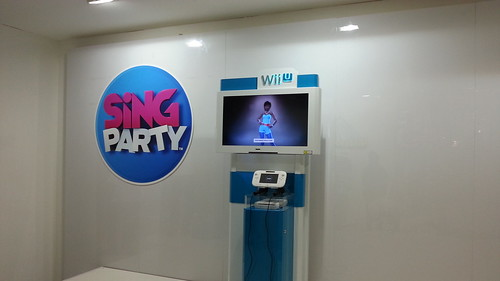 Wii U Experience Store