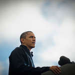 Barack Obama in Madison - November 5th