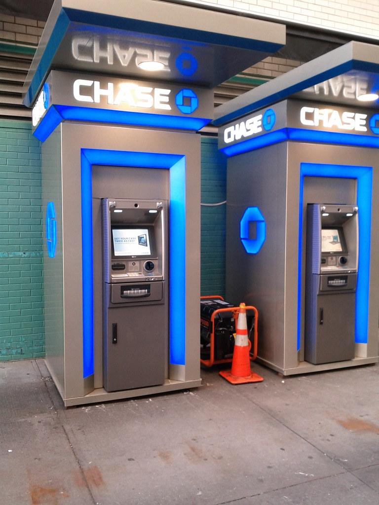 Portable ATM